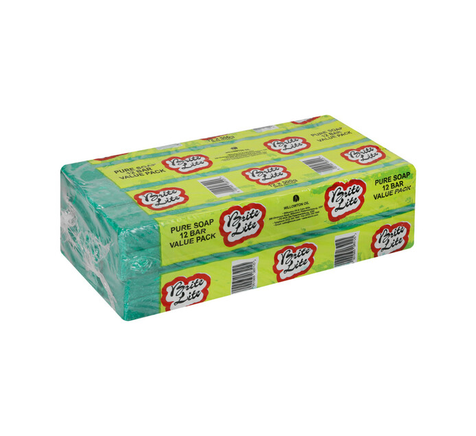 Britelite Pure Laundry Soap (12  x 500g)