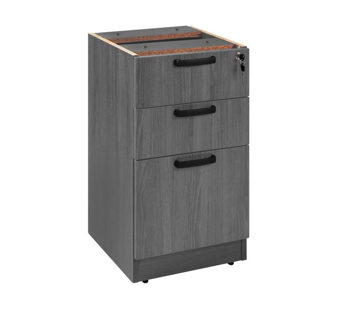 Optimum 3-Drawer Fixed Pedestal