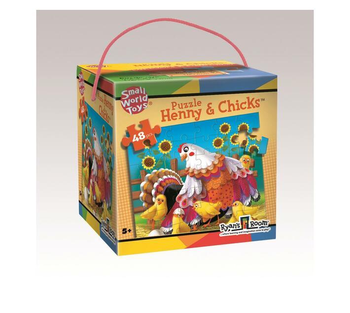 Henny & Chicks 48-piece puzzle