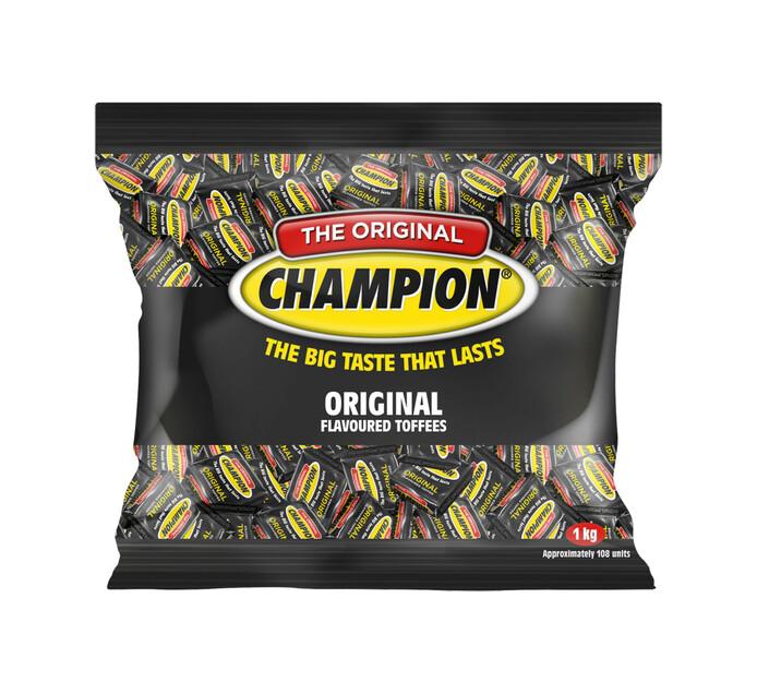 Champion Toffee Bag Original (1 x 1kg)