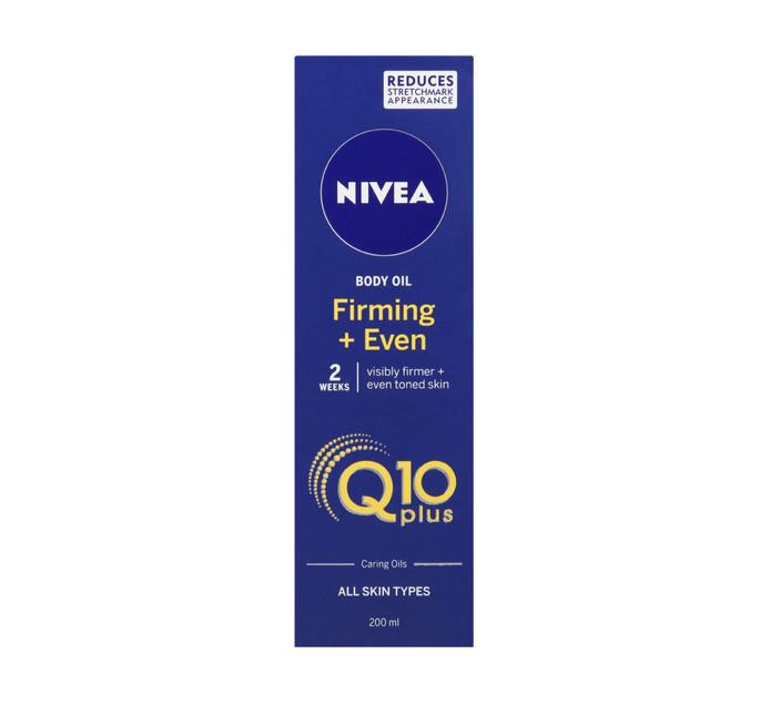 NIVEA Firming Oil (1 x 200ml)