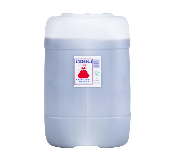 WINGSON Brown Vinegar (1 x 25L)