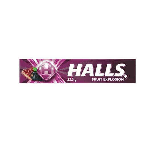 Halls Lozenges Fruit Explosion (18 x 33.5g)