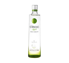 CIROC Apple Imported Vodka (1 x 750 ml)