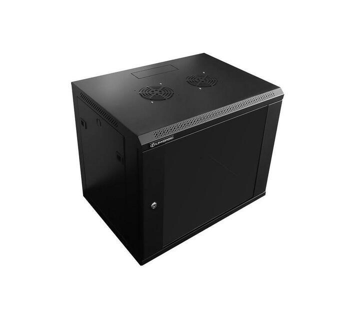 Scoop 9U Preassembled Fixed Wall Box