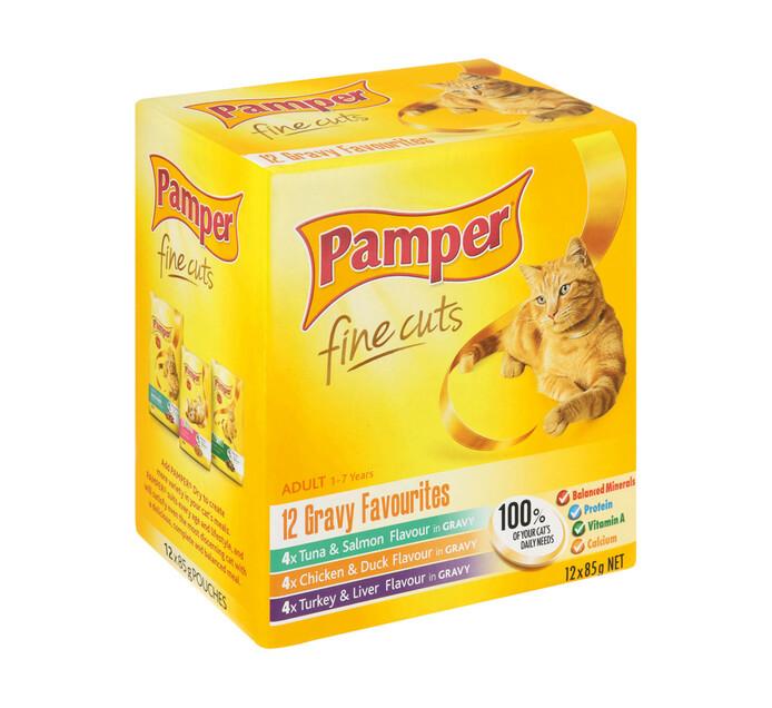 Pamper Friskies Multipack Gravy (12 x 85g)