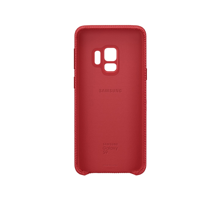 SAMSUNG GALAXY S9 HYPERKNIT COVER RED