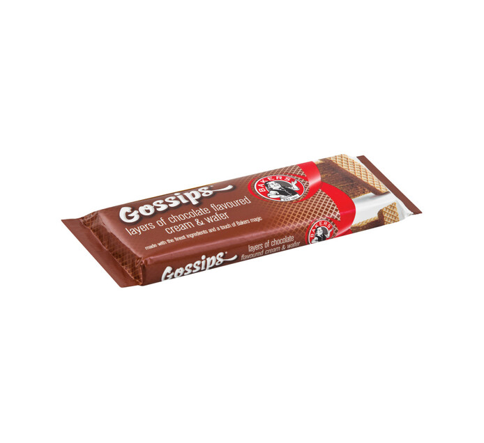 Bakers Gossips Biscuits Chocolate (1 x 100g)