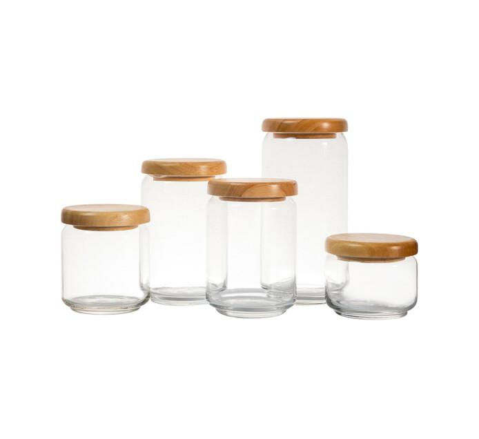Ocean 500 ml Pop Jar With Lid