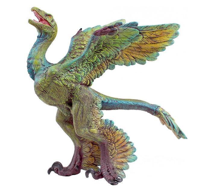 National Geographic Dinosaurs Virtual Reality Figurine - MICRORAPTOR