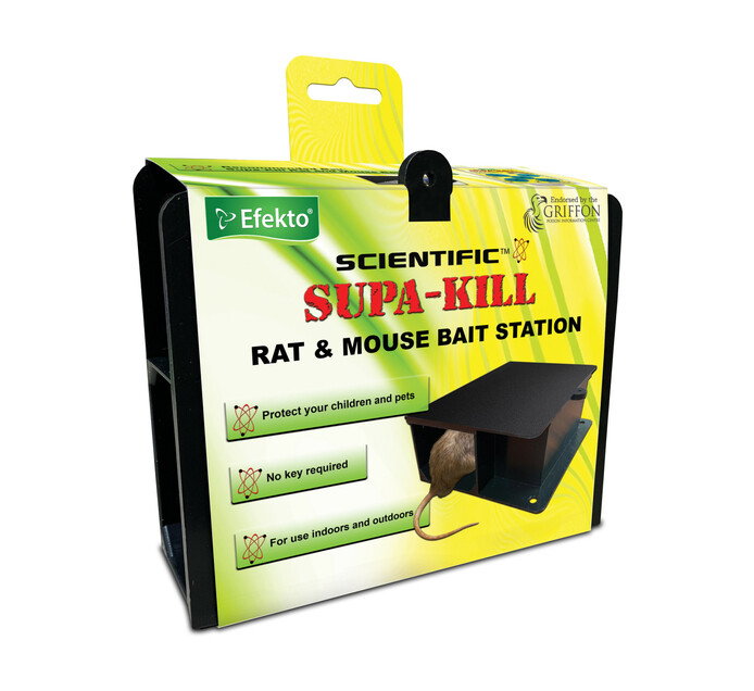 Efekto Eco Rat Bait Station