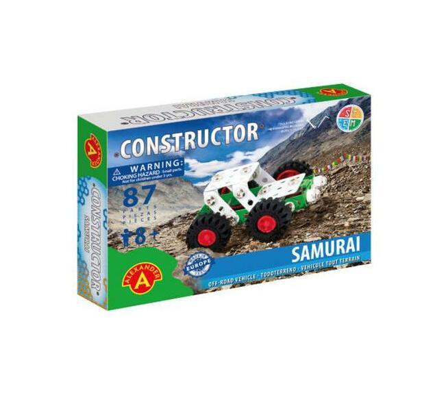 Constructor - Samurai (Off-Road Veh.)
