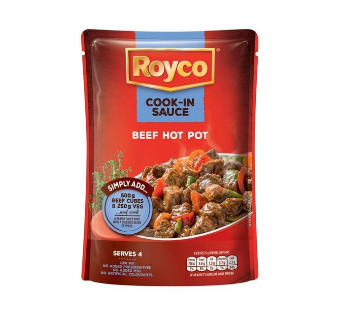 Royco Cook in Sauce Beef Hot Pot (1 x 415g)