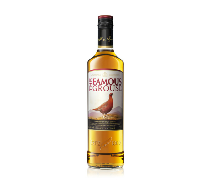 The Famous Grouse Scotch Whisky (1 x 750ml)