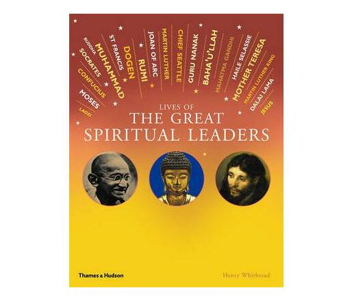 Lives of the Great Spiritual Leaders : 20 Inspirational Tales