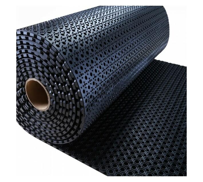 Rubber Ringmat Roll 7500x1000 22mm