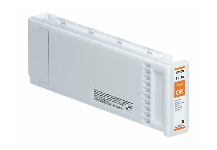 Epson T714800 - orange - original - ink cartridge