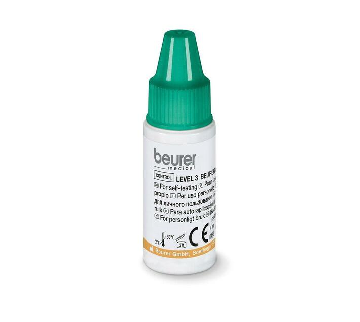Beurer Control Solution for Glucose Monitors
