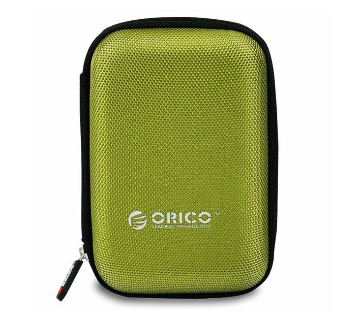 Orico 2.5 Portable Hard Drive Protector Bag Green