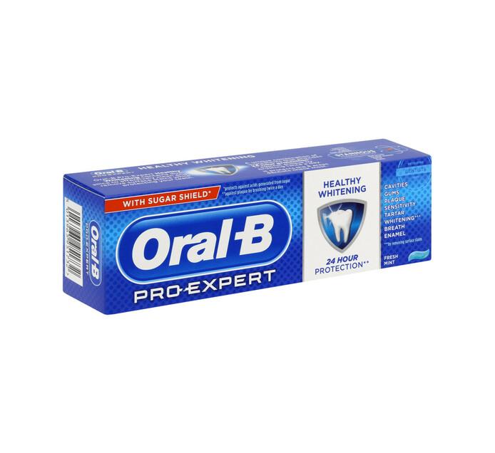 Oral B Pro Expert Toothpaste Healthy White (1 x 75ml)