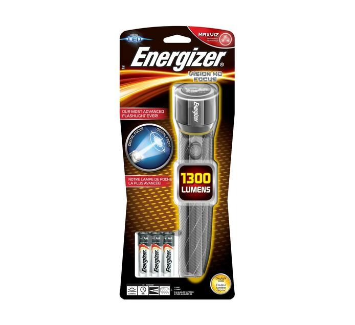 Energizer Metal Vision HD 6 AA