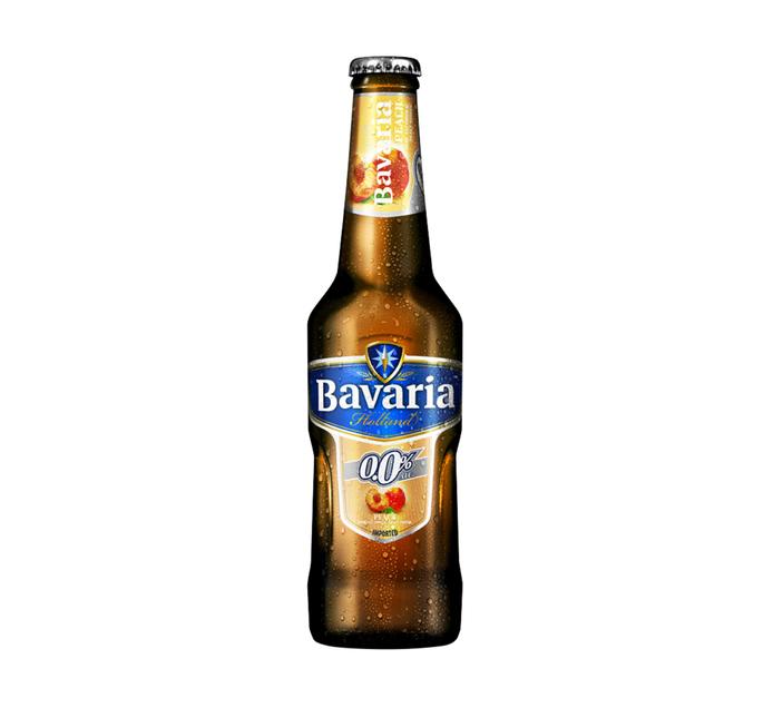 Bavaria Non-Alcoholic Peach NRB (6 x 330 ml)