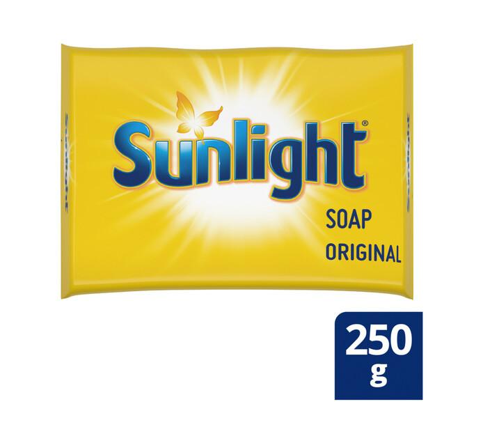 Sunlight Laundry Bar Soap (12 x 250g)