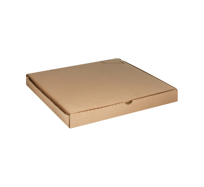 ARO Pizza Box Corrugated Brown Large Large (1 x 10's)