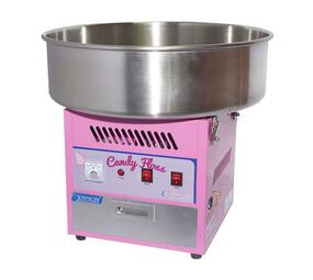 CHROMECATER Table Model Candy Floss Machine