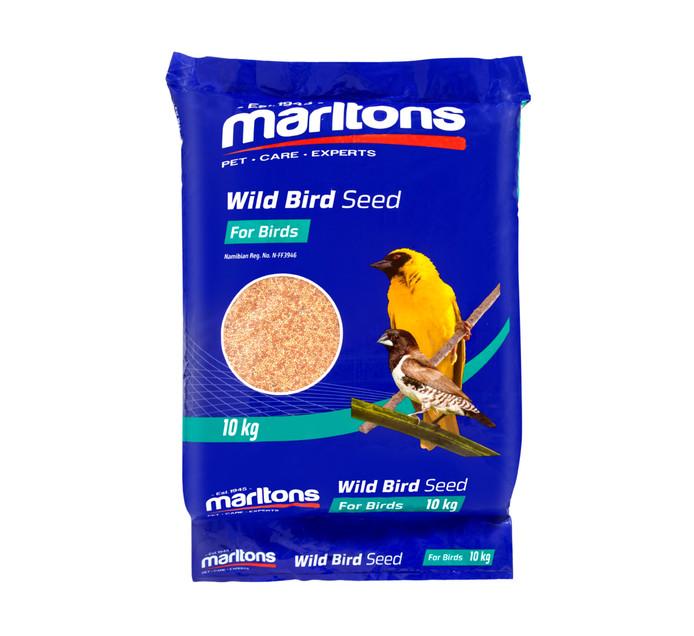 MARLTONS Wild Mixed Bird Seed (1 x 10kg)