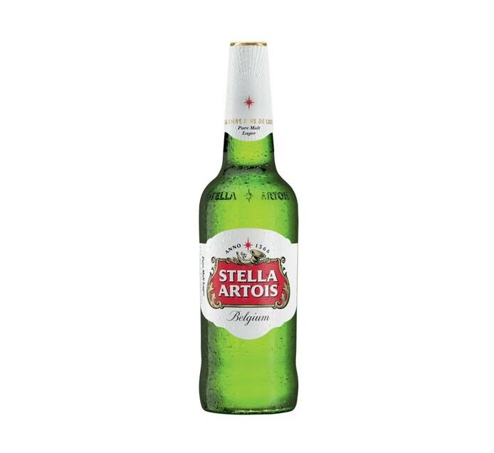 Stella Artois Imported Beer (12 x 620ml)