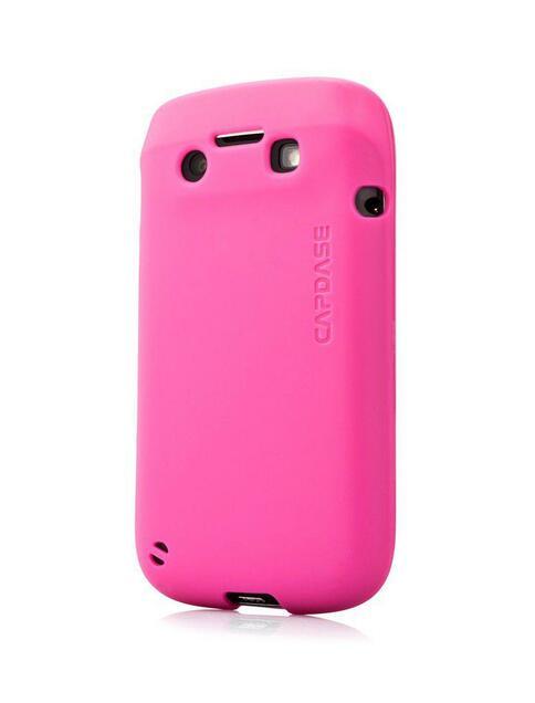 Capdase Soft Jacket Blackberry 9790 Cover (Pink)