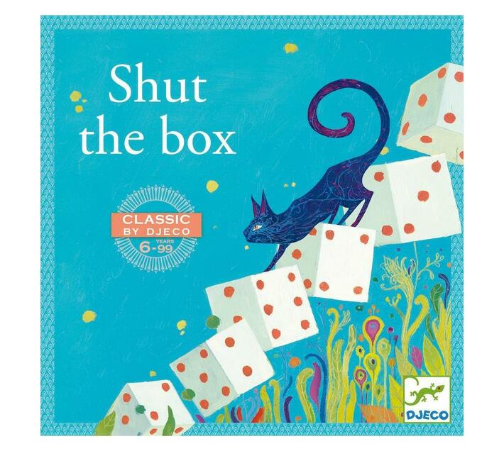 Djeco Number Game- Shut the Box