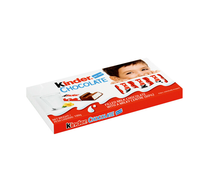 Ferrero Kinder Chocolate T8 (1 x 100g)