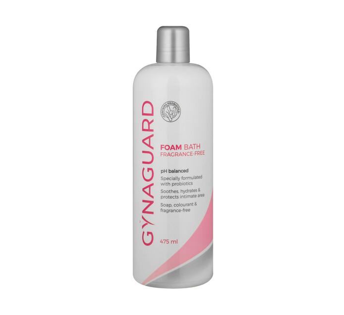 Gyna Guard Foam Bath Fragrance Free (1 x 475ml)