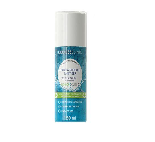 Liquid Clinic Aerosol Clinic Sanitizer (1 X 150ml)