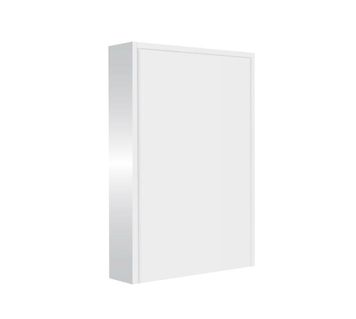 Wall Mounted Vanity 700 - Melamine White