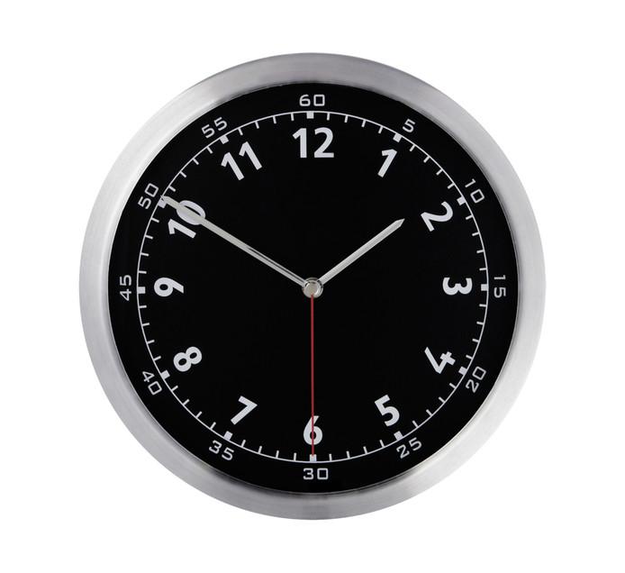 Century 25 cm Lisa Aluminium Wall Clock