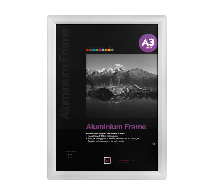 420 mm x 300 mm Aluminium Frame