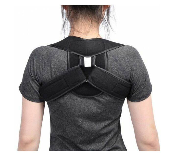 T4U Adjustable Posture Corrector with Back Support - Medium