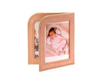 Instax Square Fold Frame Blush Gold