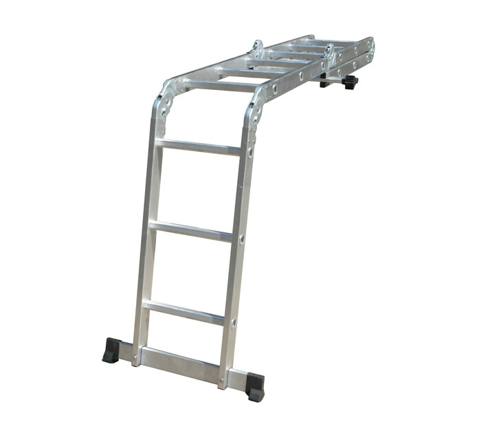 Terra Firma 12-Step 3.56 m Aluminium Wonder Ladder
