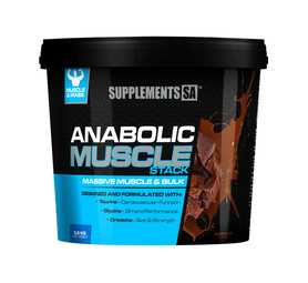 SUPPLEMENTS SA 3.5 kg anabolic muscle stack