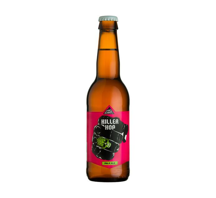 Mad Giant Killer Hop Pale Ale NRB (24 x 340ml)