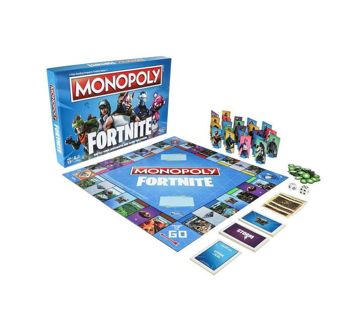 MONOPOLY FORTNITE (ENGLISH)