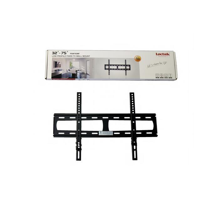 Loctek 32`-75` Fixed TV Bracket