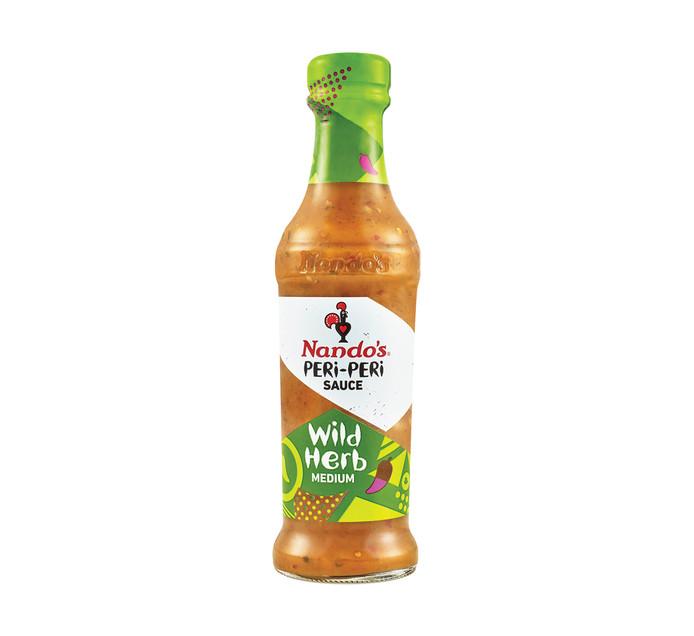Nandos Sauce Wild Herb (6 x 250ml)