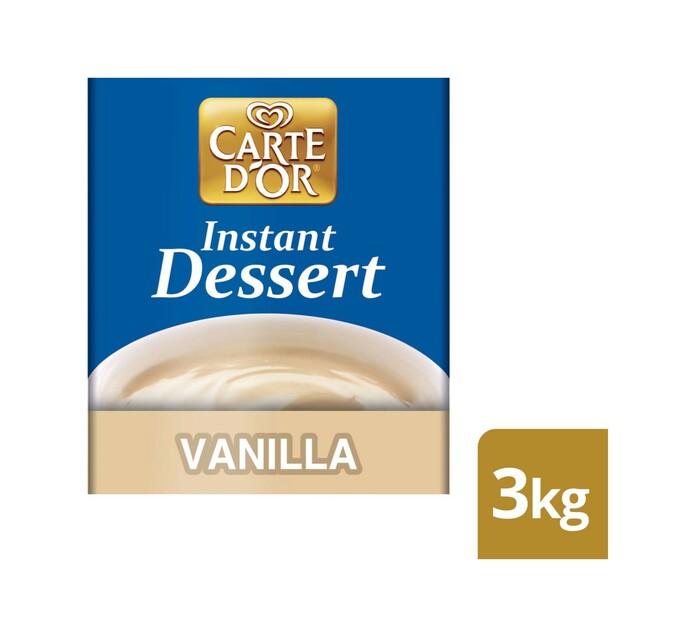 Carte D'or Instant Dessert Vanilla (1 x 3kg)