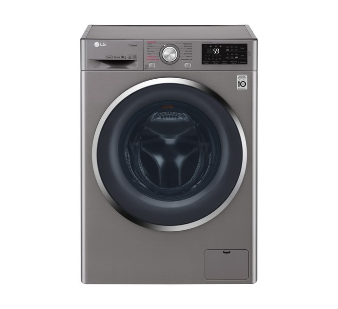 LG 9 kg Titan Front Loader Washing Machine