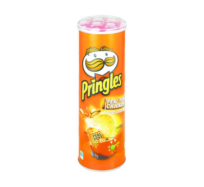 Pringles Potato Chips Peri Peri (1 x 110g)